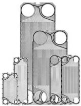 Polaris Semi-Welded Heat Exchanger