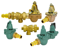 Taco Backflow Preventer and Combination Valve