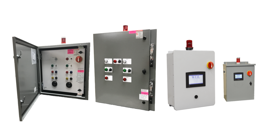 Weil Control Panels and Level Controls